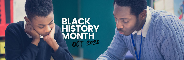 Black History - a perspective from TLG