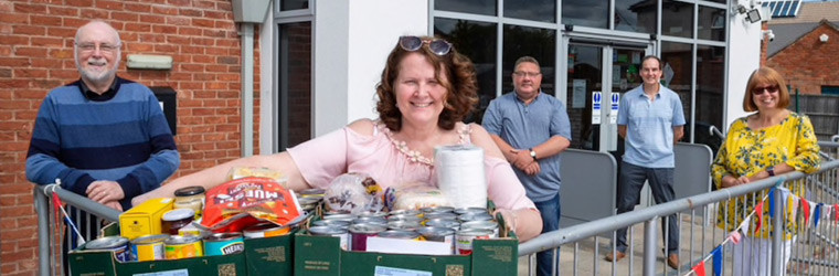 Q&A with Liz Phillips, Make Lunch Coordinator Extraordinaire in Nottinghamshire